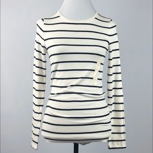 🔥3 for $20 Women's Striped Long Sleeve Top